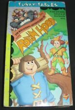 The Rollicking Adventures of Robin Hood (VHS, 1991)