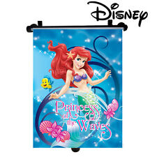 Disney ARIEL Car Window Roller Blind Sun Shade for Children Kids Baby Boy Girl