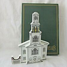 Old First Baptist Church Bennington, Vermont 1994 Shelia's Heartsville