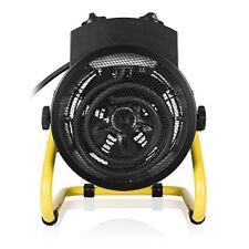 Turbo Industriel Ventilateur Chauffage Portable Garage Atelier Bureau Air 2 kW Workshop