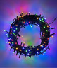 100 Multicoloured LED Battery Operated String Fairy Lights Xmas Party Decoration