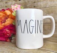 Rae Dunn IMAGINE Mug By Magenta Farmhouse Coffee Cup Summer Home Decor Gift