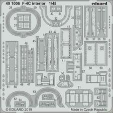 Eduard Accessories 491006 - 1:48 F-4C Interior for Academy - New