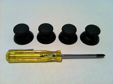 Repair Kit = (4) Thumbsticks+Screwdriver *USA*  PS3 Controller Playstation Parts
