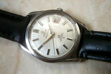 A VINTAGE TITONI AIRMASTER ROTOMATIC WATCH c.MID 1960'S