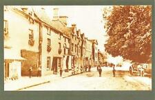 Postcard Nostalgia 1890's FAIRFORD High Street GLOUCESTERSHIRE Reproduction Card