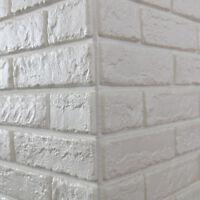 Waterproof 3D Foam Brick Pattern Wall Sticker Self Adhesive Decal Home DIY Decor