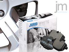JURID White Ceramic 573305JC | Bremsbeläge Satz Vorne Beläge für BMW F10 F12