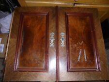 2 Antike Türen für eine Kommode um 1900 zum Restaurieren