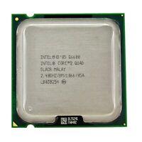 2 Quad Q6600 CPU Processor SL9UM SLACR 2.4GHz 8MB 1066MHz Socket 775 CPU