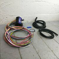 Wire Harness Fuse Block Upgrade Kit for 1962 - 1967 Chevrolet Truck hot rod