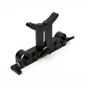 19mm Rod Film Telelens Lens Support Clamp fr 4K Camera Rig Tripod Follow Focus