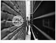 SCORPIO Burt LANCASTER Mur Rue Agent CIA Suspense Espionnage Tournage Photo 1973