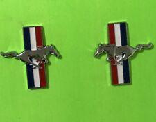 Running Horse Ford Mustang Emblems