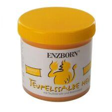 Enzborn® Teufelssalbe Heiß 200ml, wärmendes Pflegegel, Massage, Teufelskralle