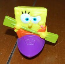 "2012 Karate TKD Chop Spongebob 5/"" McDonalds Meal #2 Sports Action Figure Toy"