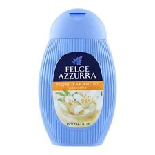 Felce Azzurra Shower Milk Orange Blossom 250ml 8.45 fl oz