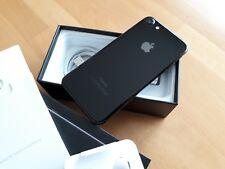 Apple iPhone 7  jet black / Diamantschwarz  32GB + simlockfrei + iCloudfrei !!!