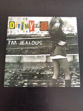 DIVINYLS...I'M JEALOUS..3 TRACK.AUSTRALIAN PRESSING SINGLE MUSIC CD