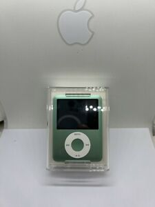Apple iPod Nano 3rd 3. Generation Green 8GB New Sealed