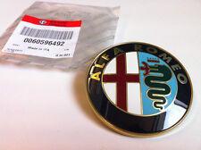 Alfa badge calandre 145 146 155 156 164 166 spider gtv 60596492