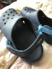 mens crocs sandals size 10