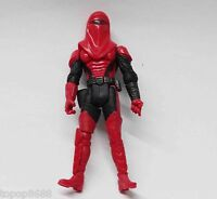 Star Wars EMPEROR'S ROYAL GUARD KIR KANOS  30th Anniversary ACTION FIGURE 3.75""