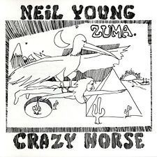 NEIL YOUNG - ZUMA   VINYL LP NEW+