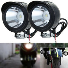 Motorcycle SUV ATV LED Headlight Driving Fog Spot Lights Lamp DC 12V-80V 3W