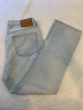 Guess Mens Jeans Size 34. Light Wash Boot Cut