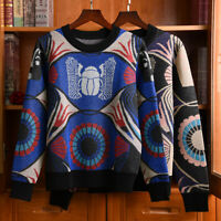 2020 Womens Designer Inspired Luxury Wool and Silk Bug Pattern Jumper Knitwear