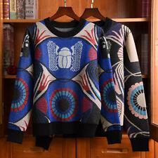 2020 señora de diseño inspirado de lujo lana y seda bug patrón suéter de punto