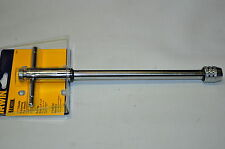 "T-Handle Ratcheting Tap Wrench 12"" Length for Tap 1/4"" -1/2""Irwin 21212 Germany"
