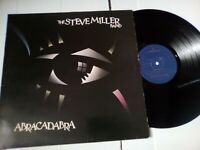 "THE STEVE MILLER BAND - ABRACADABRA 12"" LP Album Vinyl Record 1982"