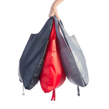 Typhoon Set of 3 Polyester Reusable Pocket Shopping Bags Assorted Colours