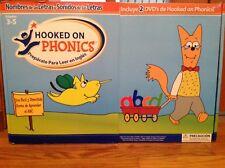 Hooked on Phonics Preparate Para Leer en Ingles BRAND NEW COMPLETE SET