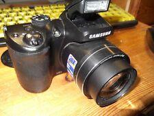 Samsung WB Series WB100 16.2MP Digital Camera - Black
