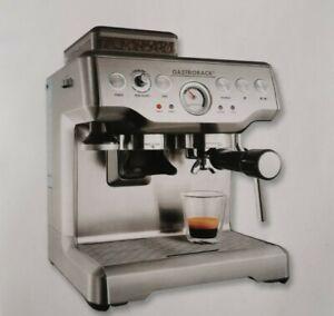 Gastroback Design Espresso Maschine Advanced Pro G 42612 im unbenutztem Zustand