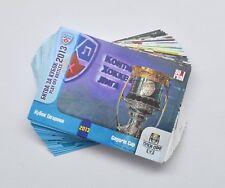 2013-14 KHL Play-off Battles Full 25-Card Set
