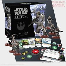 Star Wars Legion Rebel Veterans Expansion