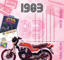 1983 The Classic Years 20 Track CD Greetings Card