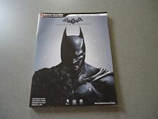 Batman Arkham Origins Paperback Guide Book NEW