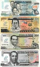 Commemorative Set - 60 Years Central Banking in the Philippines Overprint