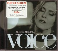 ALISON MOYET voice (CD, album, 2004) ballad, vocal, easy listening, very good,