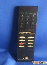 Genuine RARE OEM JVC TV/VCR Remote Control PQ10342W-10, RTPQ10342W10, PQ10342W10