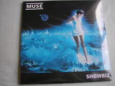 MUSE showbiz 1999 DOUBLE VINYL LP GATEFOLD SLEEVE NEW SEALED