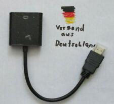 HDMI Stecker zu VGA Buchse Konverter Adapter Raspberry Pi Versand aus Deutschlan