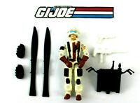 GI Joe 1988 Blizzard Figure 100% Complete Hasbro