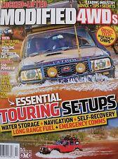 Locked & Lifted Modified 4WDs Magazine No.23 - 20% Bulk Magazine Discount