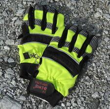 SET THL-Handschuhe Grip Ultra (FW RD Feuerwehrhandschuhe Feuerwehr SET Notfall)